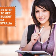 A Step-by-step Guide to Get Your Student Visa for Australia
